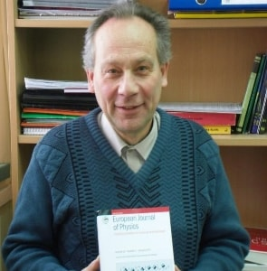 Prof Jan Mostowski